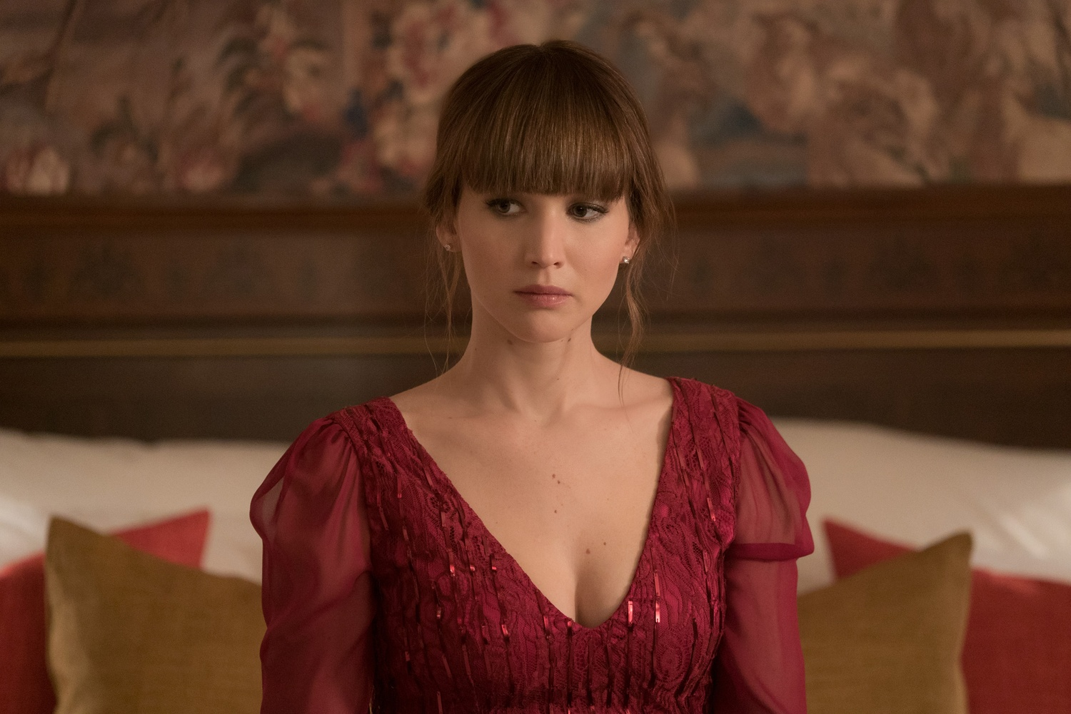 Red Sparrow' Complicates the Politics of Sex and Consent   Arts