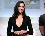 Gal Gadot at the 2016 Comic Con.