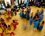 Ghungroo Dancers Backstage
