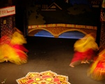 Ghungroo Dancers Off the Stage