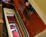 Aggasiz Stairwell
