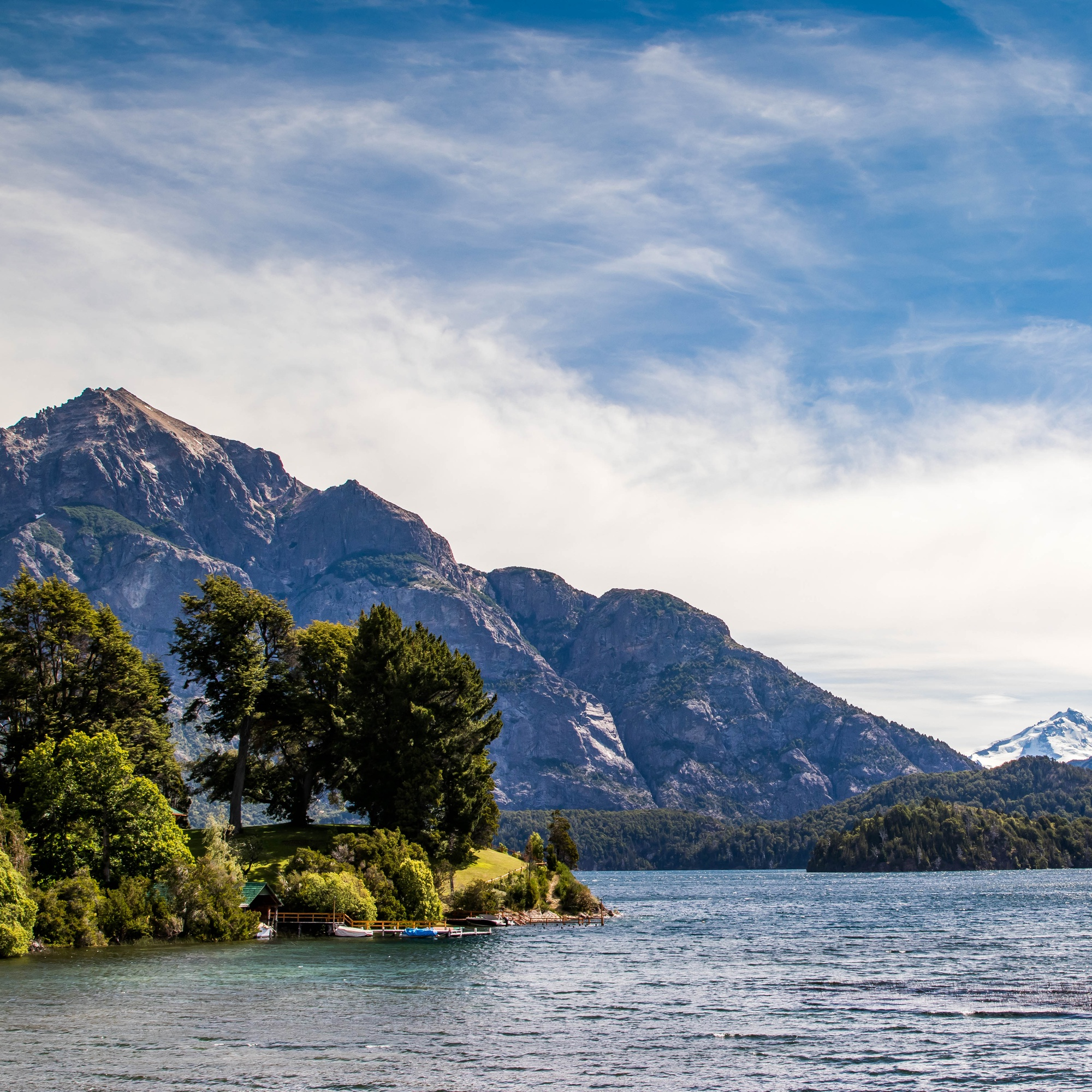 Patagonia is a collision of mountains and lush countryside, wound together with rivers.