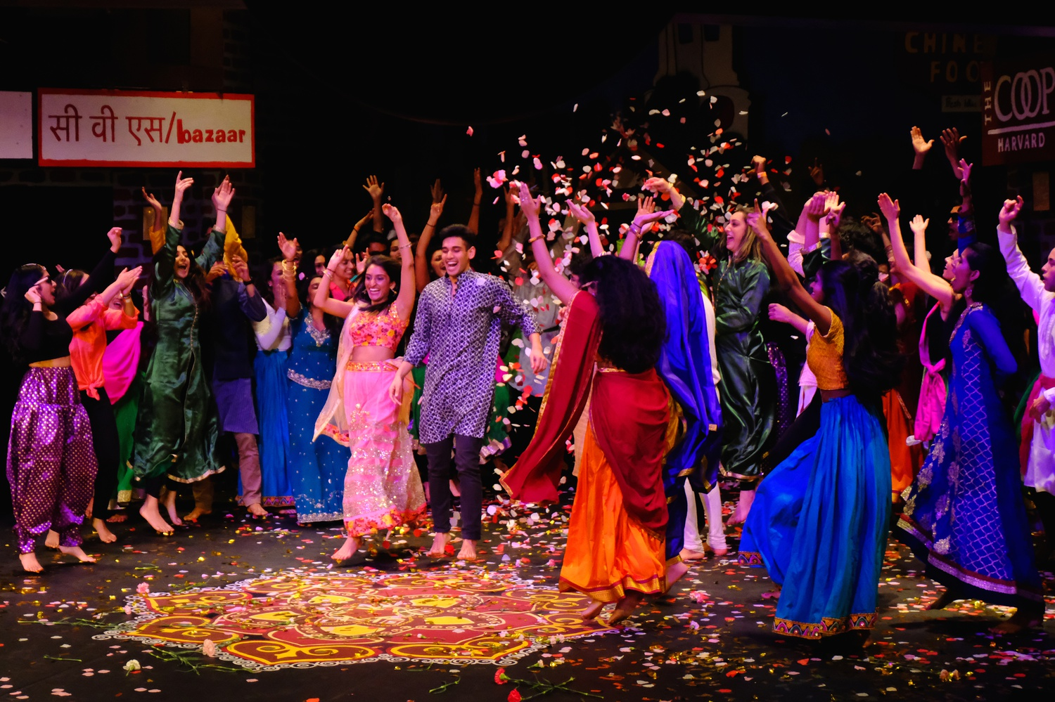 The Harvard South Asian Association celebrates 30 Years of Ghungroo with its annual dance show.