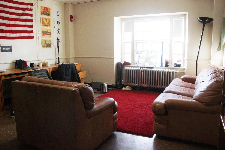 Eliot Sophomore Common Room