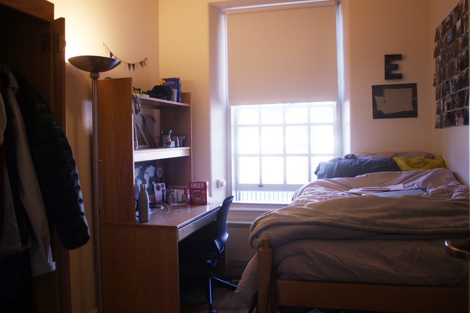 Quincy Sophomore Room