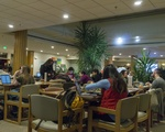 Currier Dining Hall