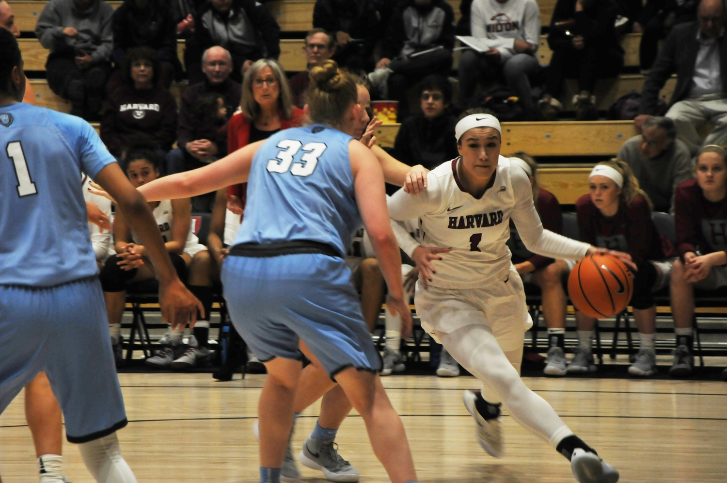 notebook: women's basketball thumps ivy opponents ahead of