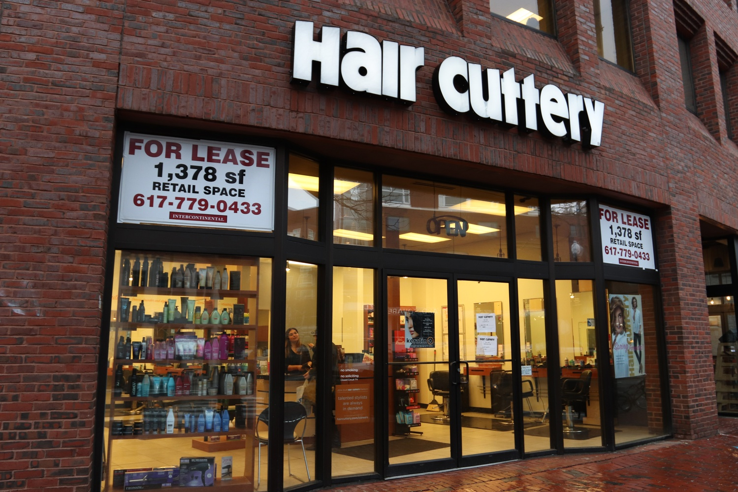 Mt Auburn Hair Cuttery To Close News The Harvard Crimson
