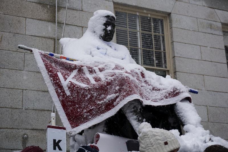 Snowy Banner