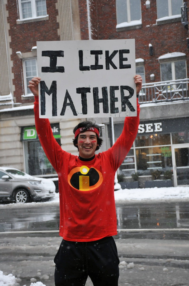 Mather Pride on Mass. Ave
