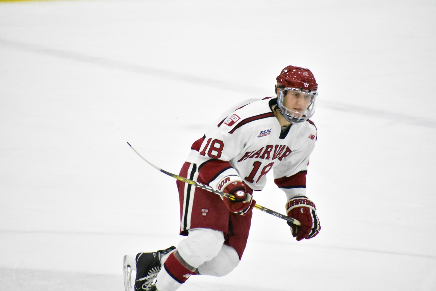 Adam Fox played up to his role of offensive-minded defenseman, assisting on goals from Zerter-Gossage and Donato while also tallying two of his own.