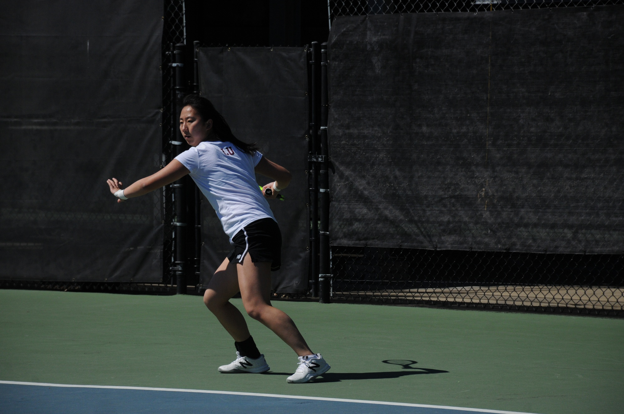 Harvard women's tennis improved its record to 7-8 as it nears Ivy League play at the end of March.