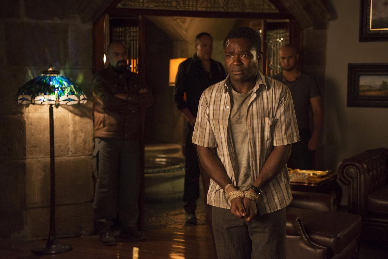 "David Oyelowo stars in ""Gringo,"" directed by Nash Edgerton."