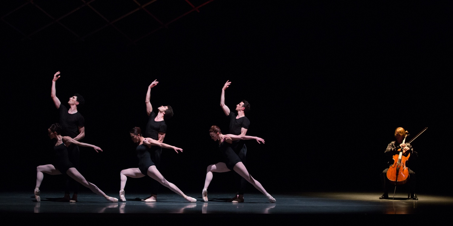 Dancers in Bach