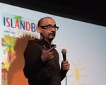 Junot Diaz at the Brattle Theater