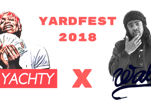 Yardfest 2018 Headliner