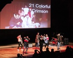 21 Colorful Crimson
