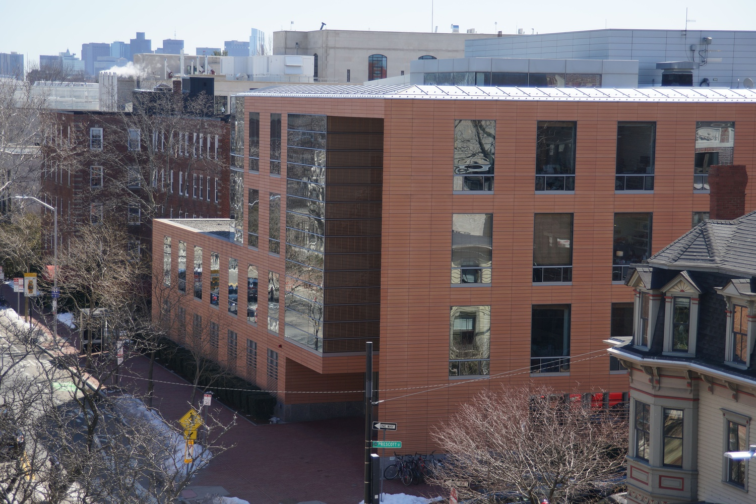 The Davis Center for Russian and Eurasian Studies is located on the third floor of CGIS South.