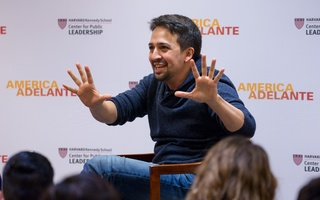 Lin Manuel Miranda