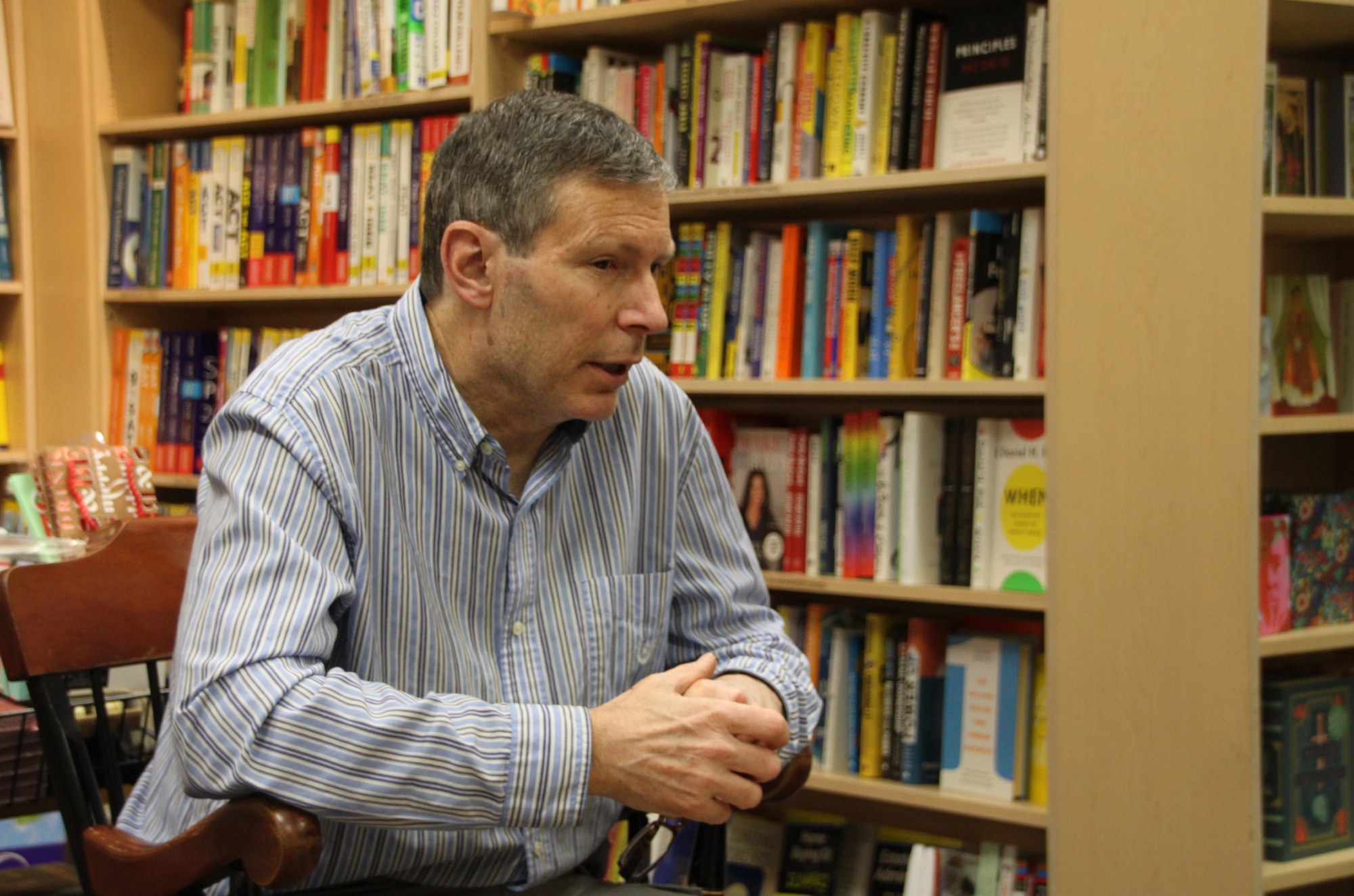 The owner of Porter Square Books offers his thoughts on the importance of independent bookstores in the age of Amazon.