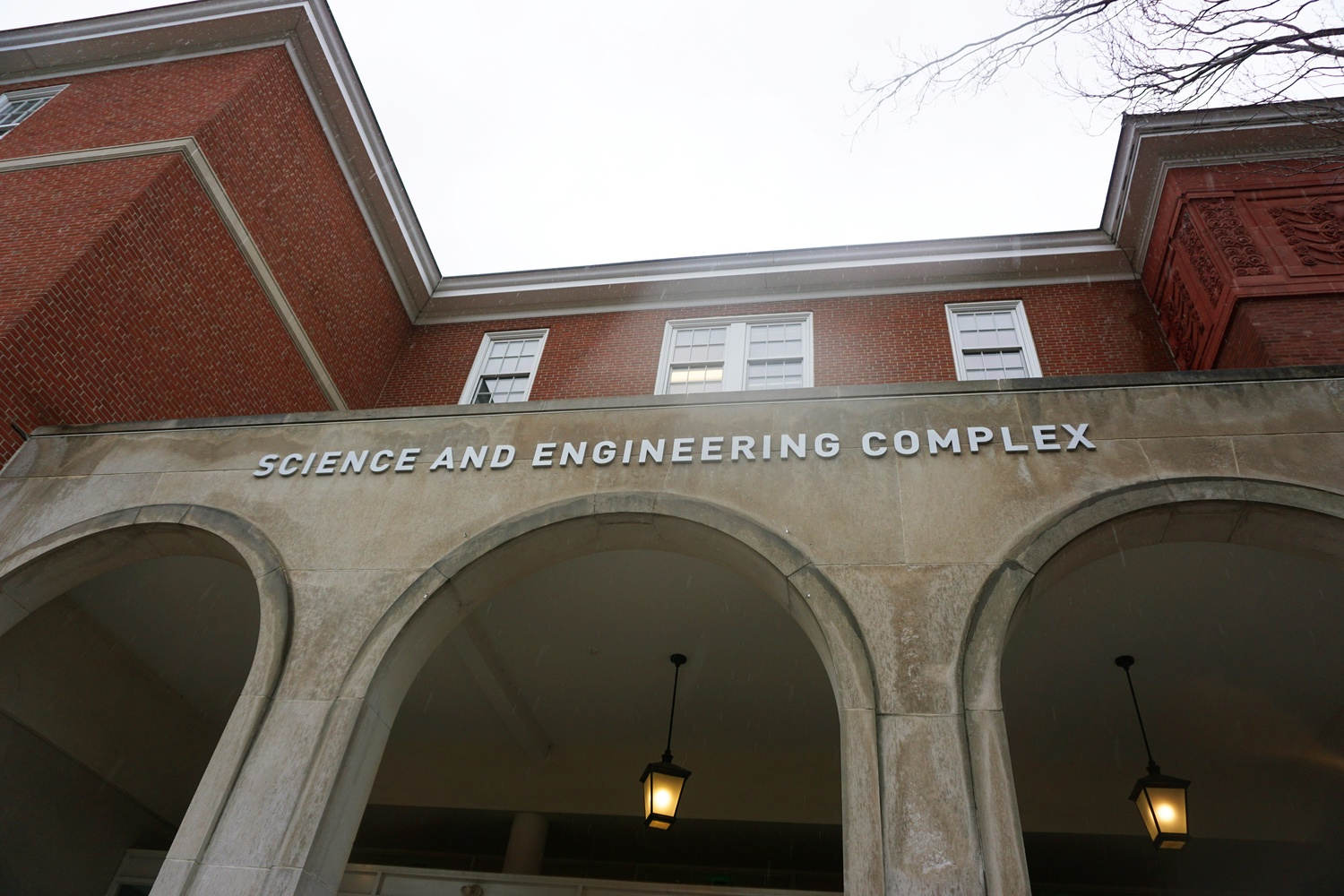 The Science and Engineering Complex is one of the recently completed construction projects completed at Tufts University School of Engineering.
