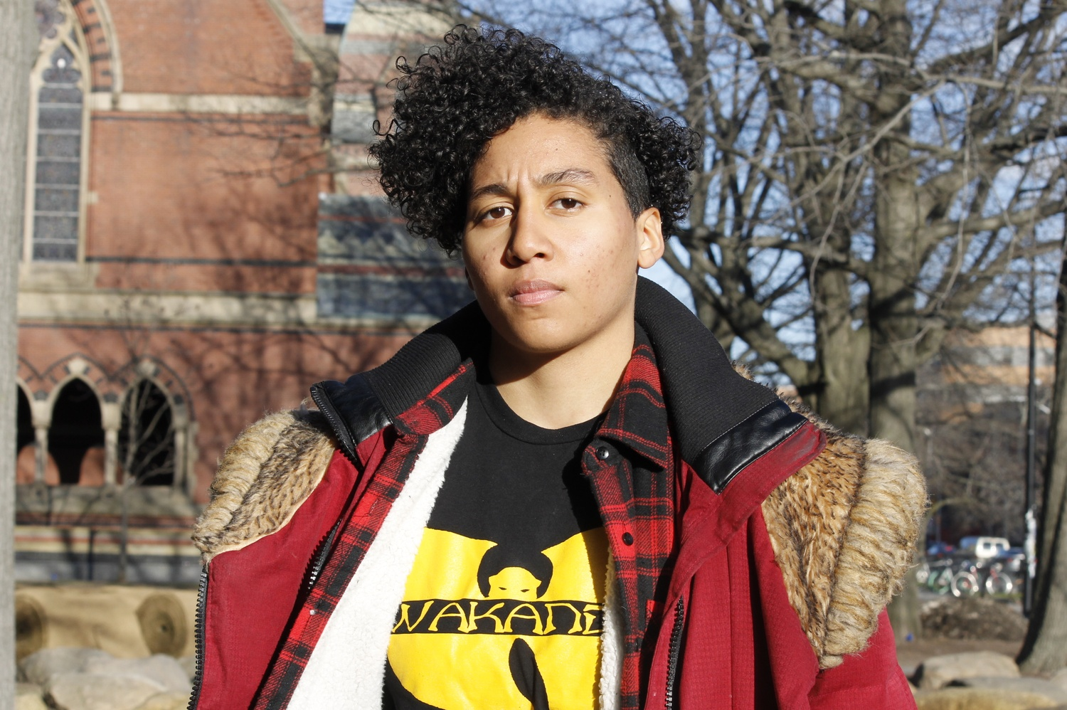 Gabby S. Preston '20 is the Harvard-Radcliffe Dramatic Club's technical liaison.