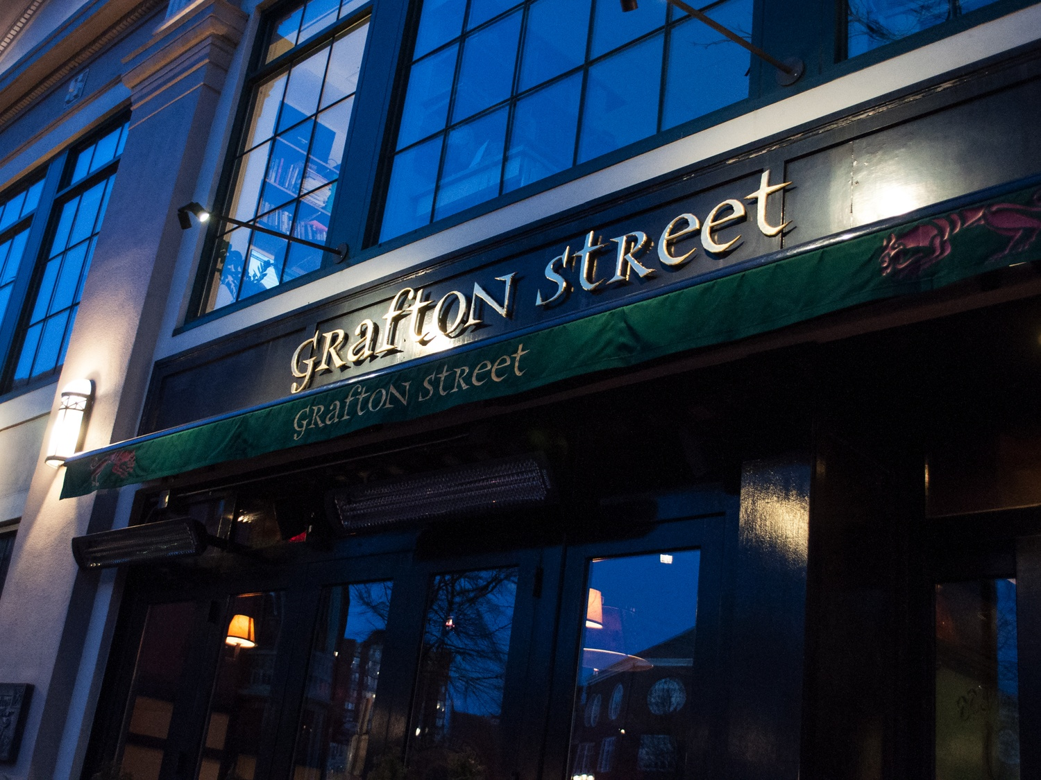 Grafton Street, located on Massachusetts Avenue in Cambridge, is one of several partner restaurants of the Classroom to Table Program.
