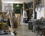 Carpenter Center Wood Shop