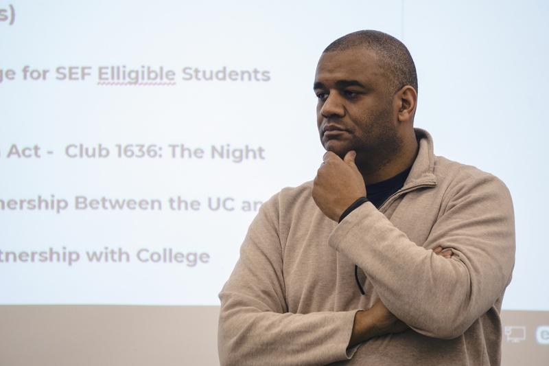 Davis at the UC