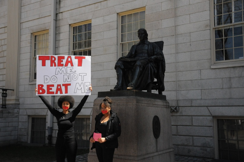 BSOC Protest Two