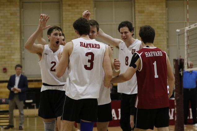 Men's Volleyball Claims EIVA Championship, NCAA Tournament ...