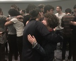 Union Organizers Embrace