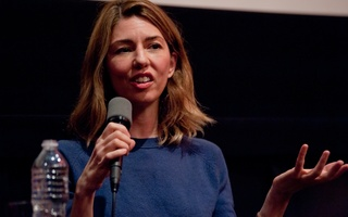Sofia Coppola at the Harvard Film Archive