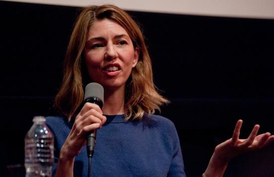 Sofia Coppola at the Harvard Film Archive