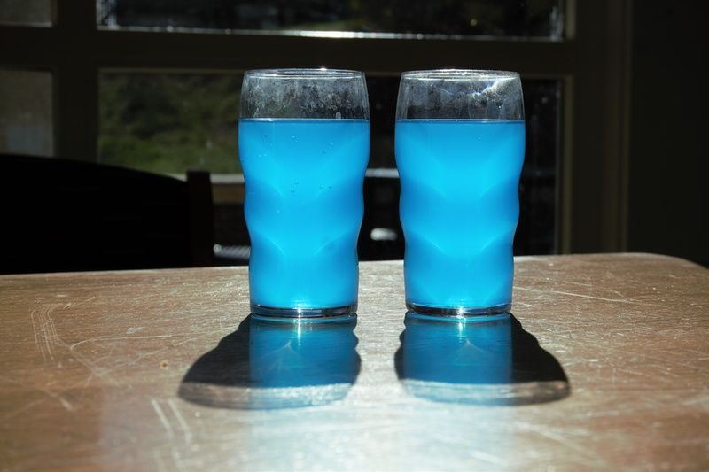 Double Blue Powerade