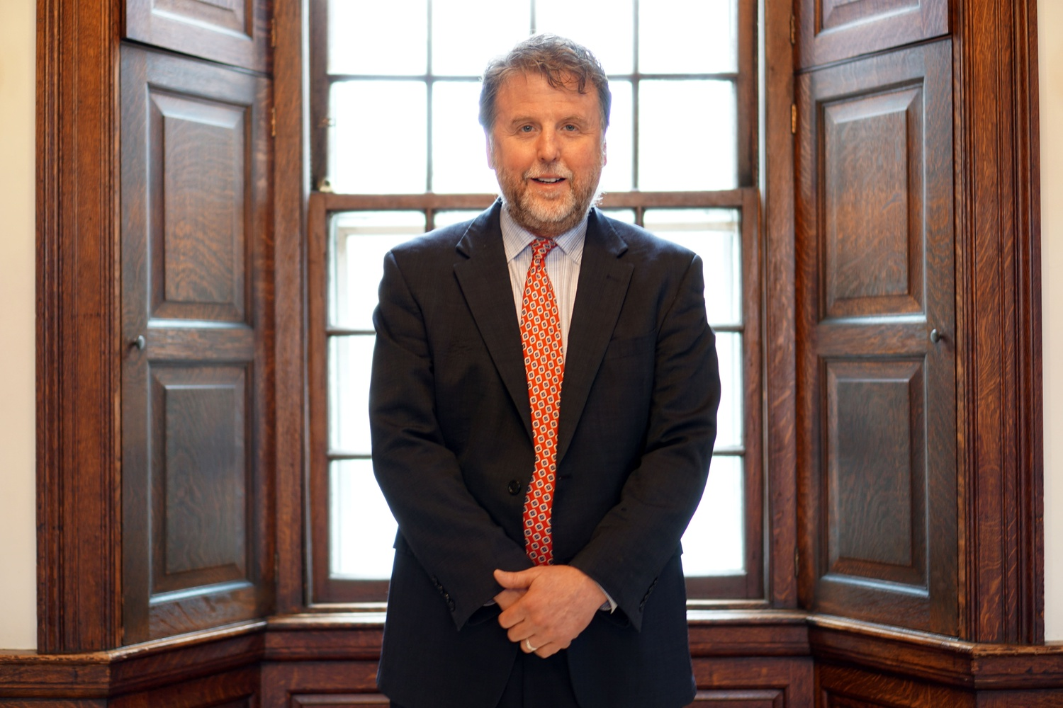 Gene Corbin, the current Assistant Dean of Harvard College for Public Service, will step down at the end of the semester.