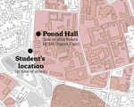 Arrest Map of Harvard