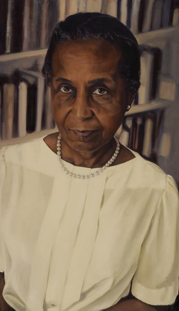 Portrait of Eileen Jackson Southern