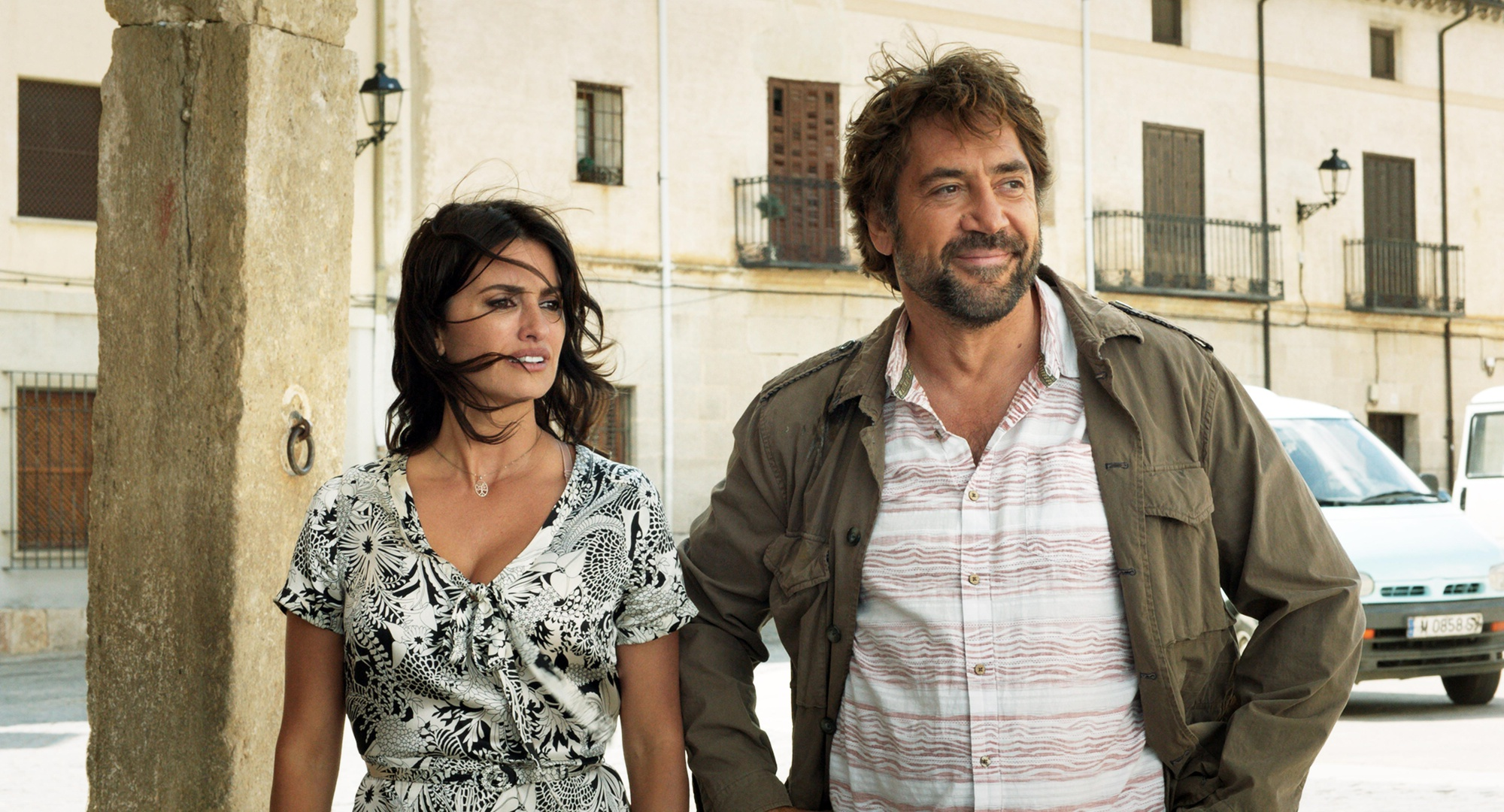 "Penélope Cruz and Javier Bardem star in ""Everybody Knows"" (2018), directed by Asghar Farhadi, which premiered at the 2018 Cannes Film Festival."