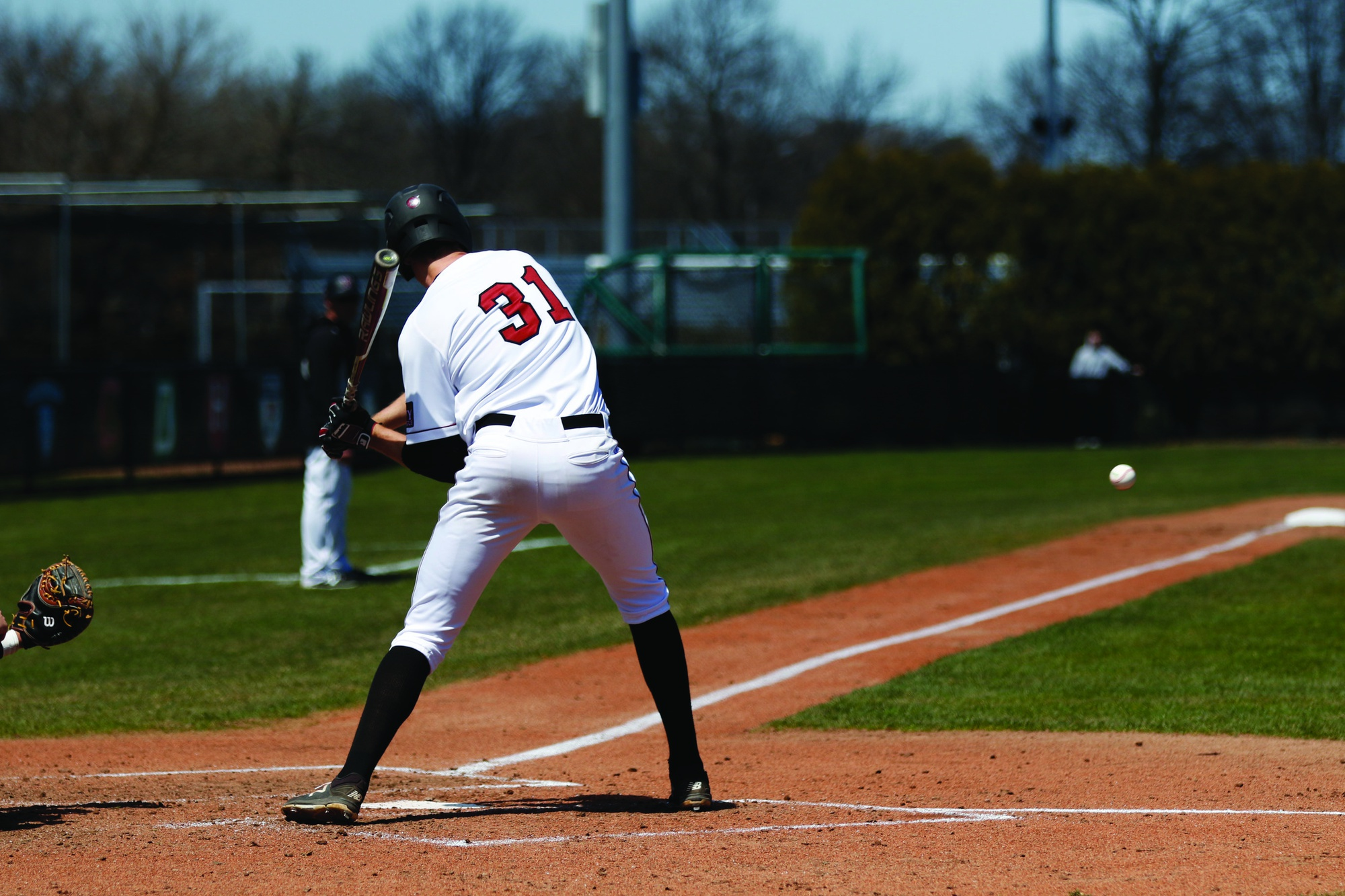 First Baseman Pat McColl and Harvard must swing for the fences and sweep the series to reach the postseason.