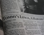 Tommy's Lunch Closes