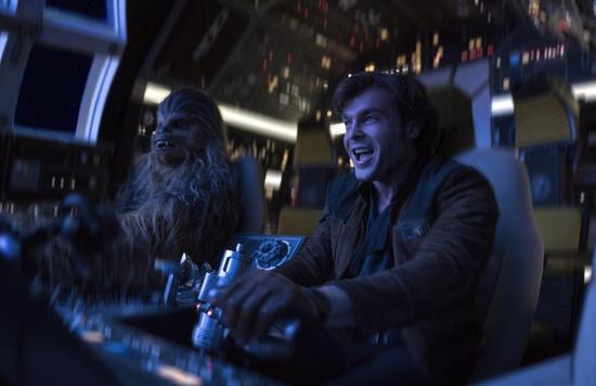 Han Solo still