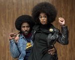 'BlacKkKlansman' still