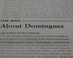 About Dominguez, 1983