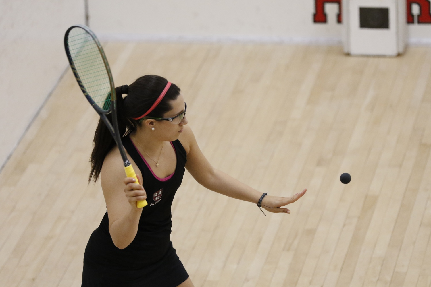 Junior Sophie Mehta recorded 10 victories at the team's No. 8 position.