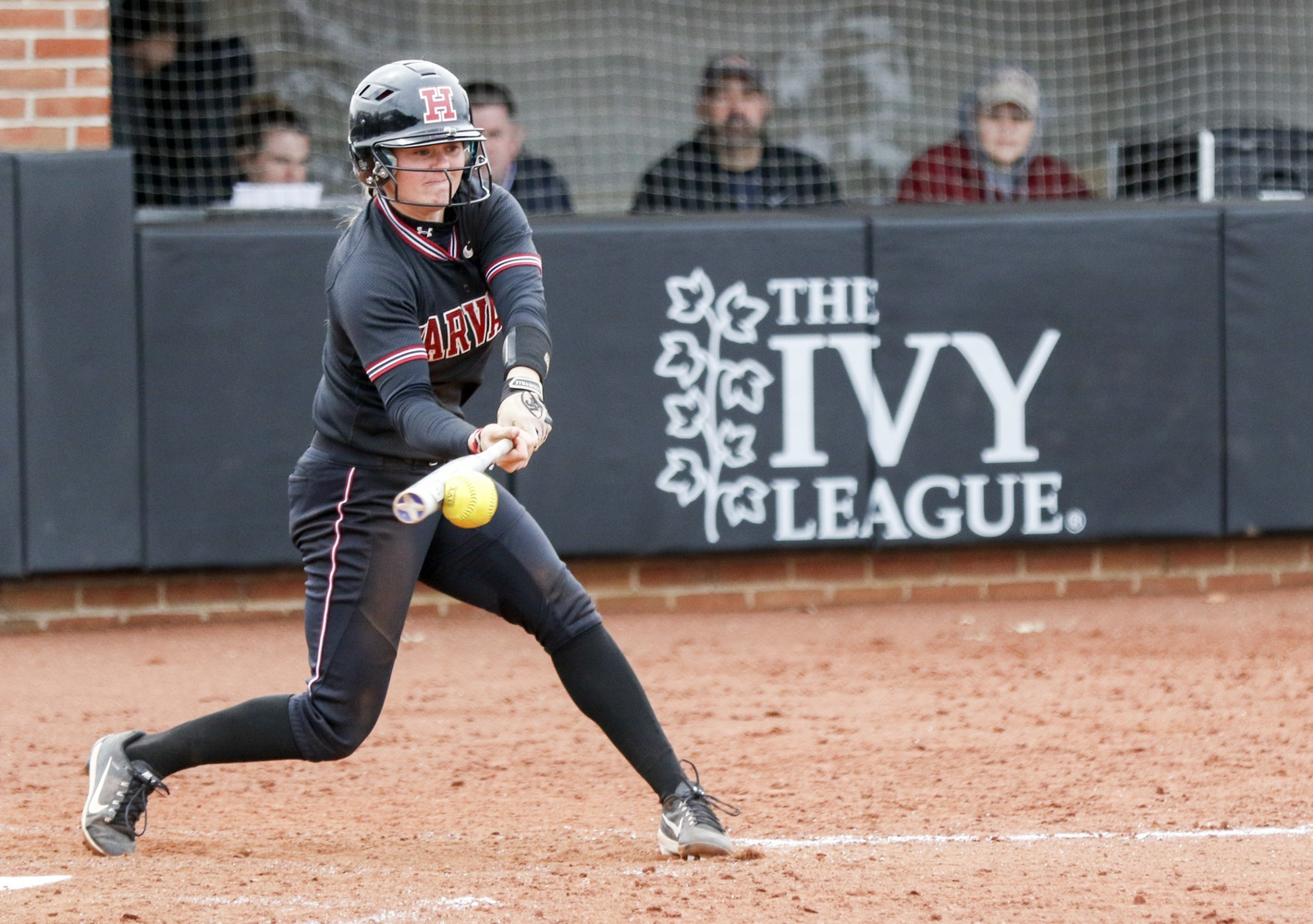 Lantz is one of the Crimson's premier power hitters. She launched a team-leading seven homers her freshman year, and she added four more this season after her return from a torn ACL.