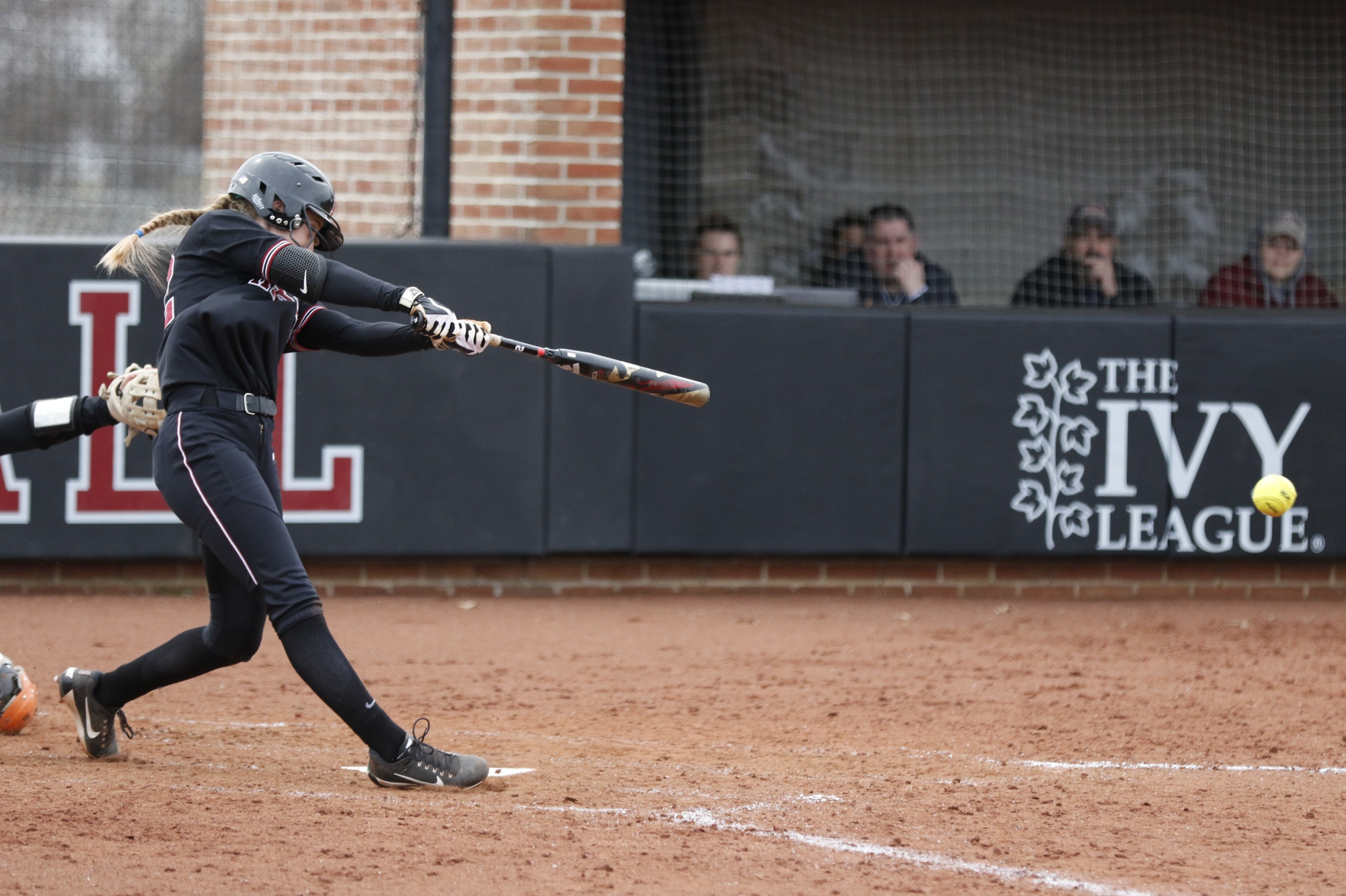 Rich provides everything out of the leadoff spot for the Crimson. She hits for power (16 extra-base hits), hits for contact (.442 batting average), and is exceptionally quick (six triples, seven steals).