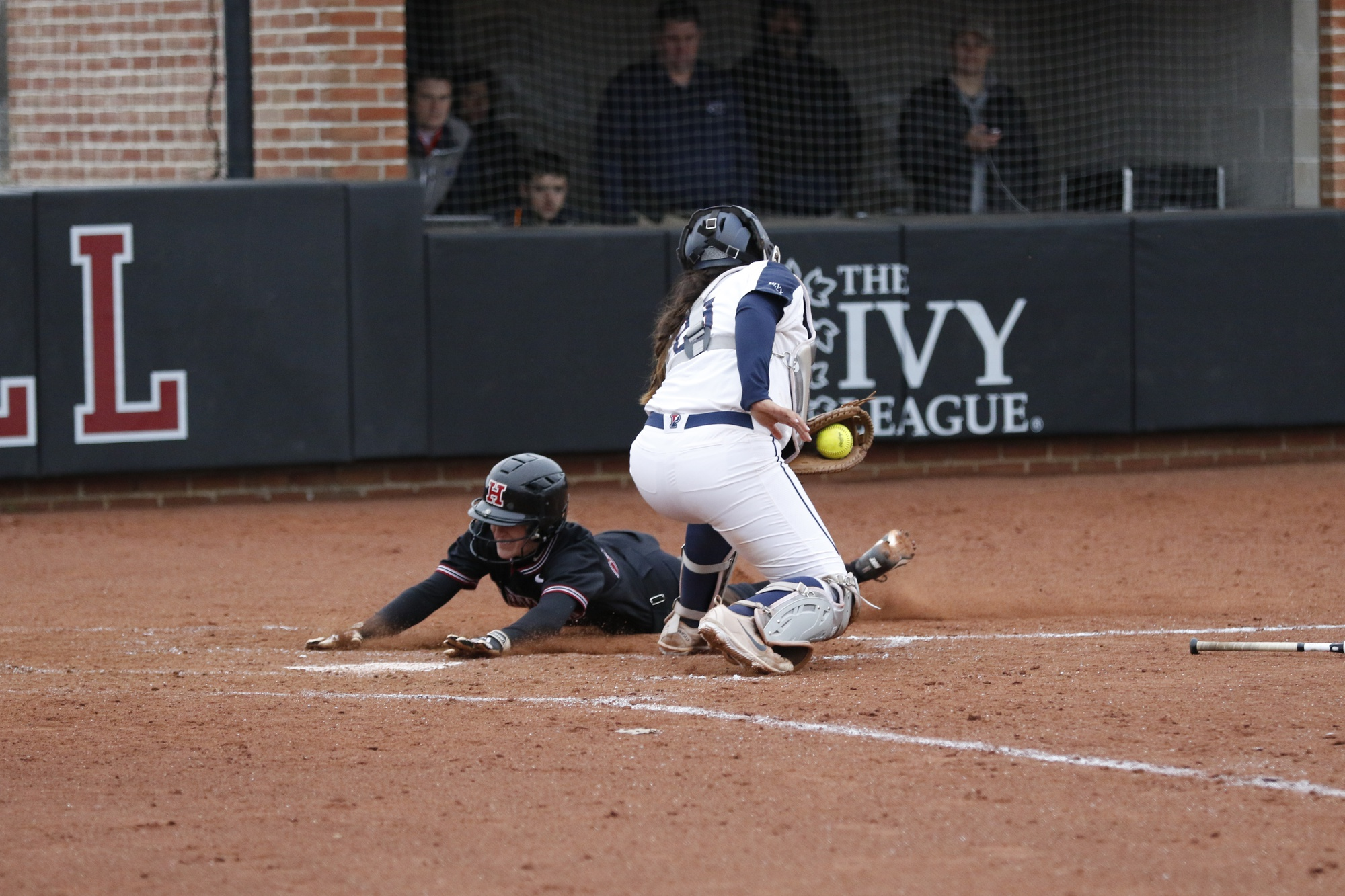 Rich's speed and aggressiveness on the basepaths consistently puts her in scoring position and creates extra runs for the Harvard softball team.