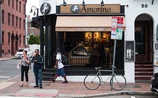 Amorino Opening