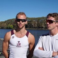 Harvard Men's Lightweight Rowing Team
